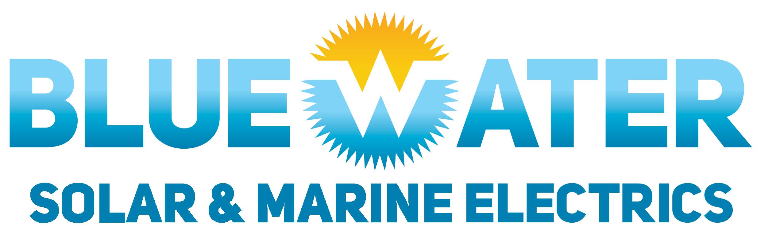 Large Bluewater logo