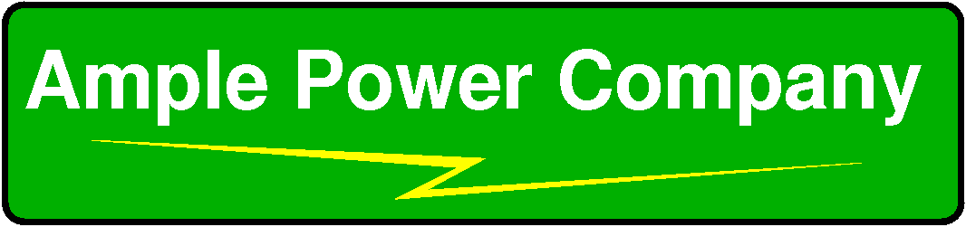 Ample Power Company Logo